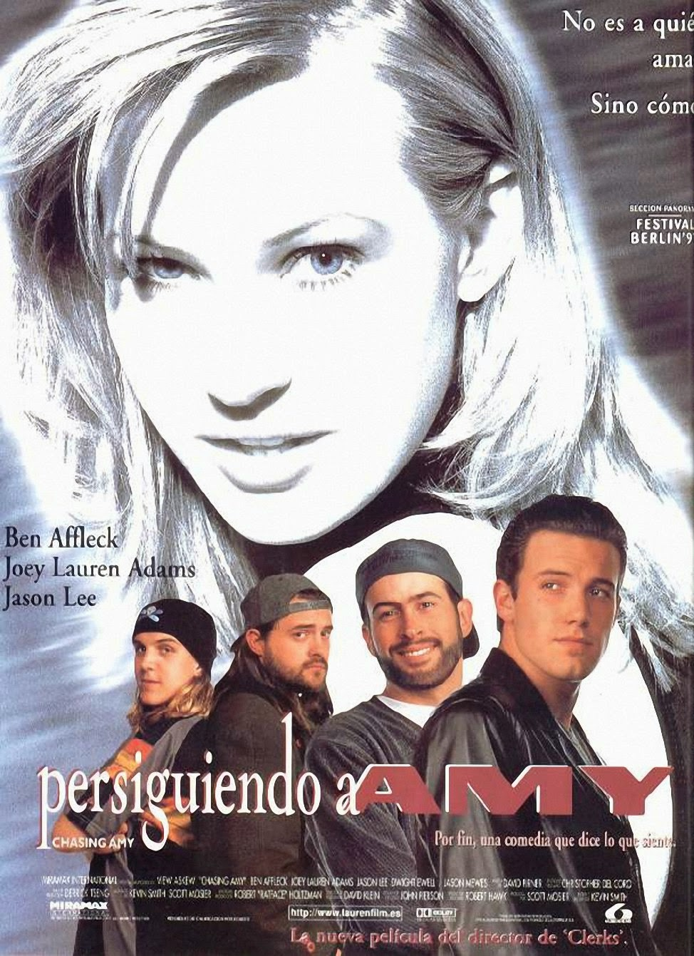 Portada Pergisuiendo Amy Kevin Smith