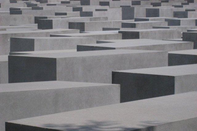 Monumento al Holocausto en Berlin