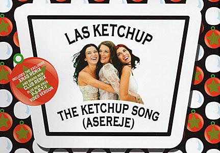 ... da música Asereje (Ketchup Song)