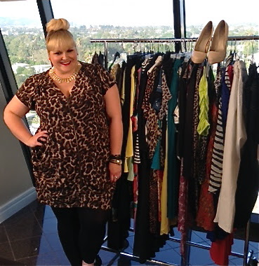 Plus Size Fashion Video Series