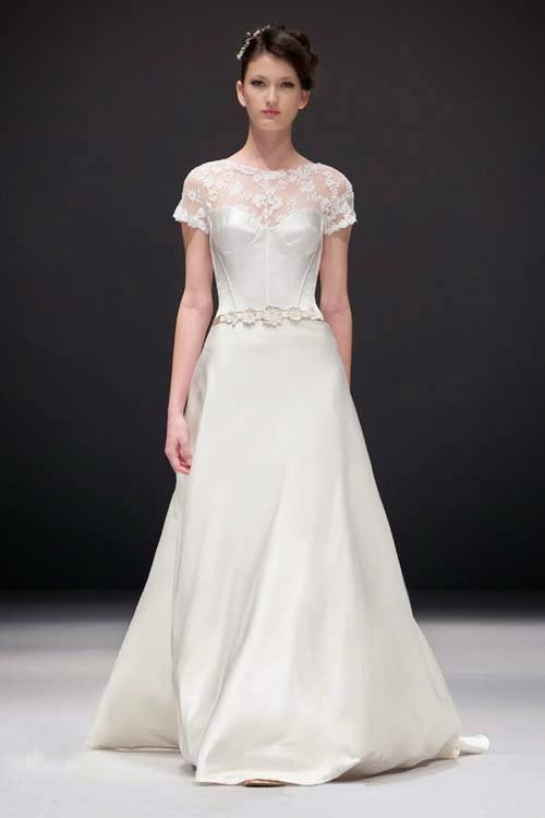 2015 Fall Wedding Dresses Collection by Jenny Lee