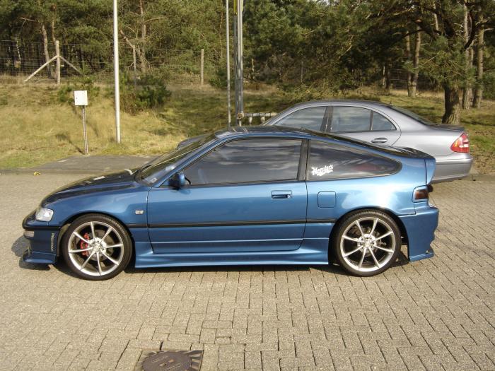 Honda Crx Best Cars For You