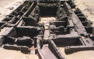 Tumbas reales de Abidos