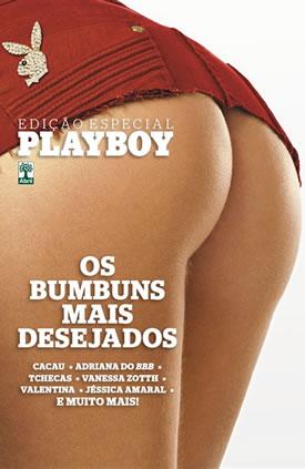 Playboy – Os bumbuns mais desejados