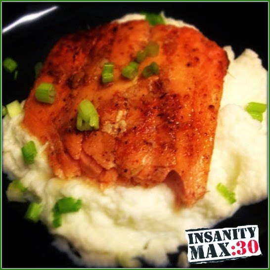 Insanity Max 30 dinner recipe