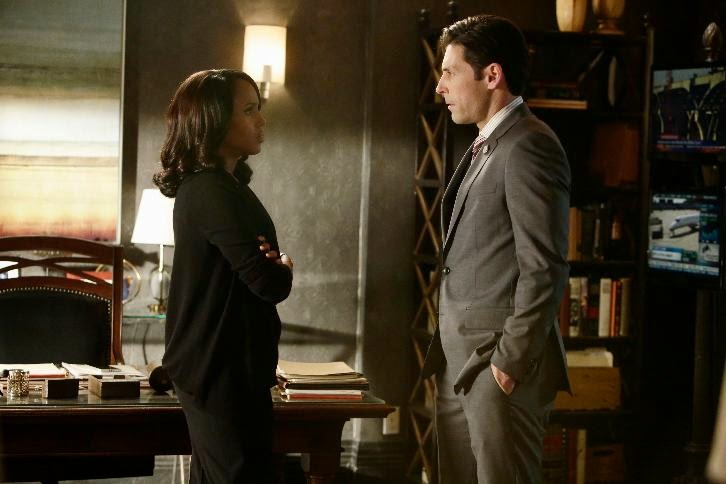 "Scandal - Honor Thy Father - Review: ""Oh Harmony"""