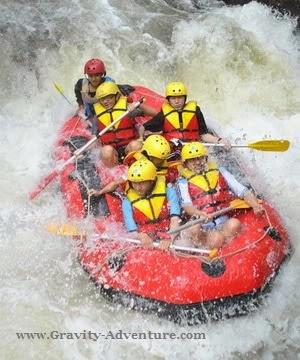 Rafting Bandung di Tempat Wisata di Pangalengan