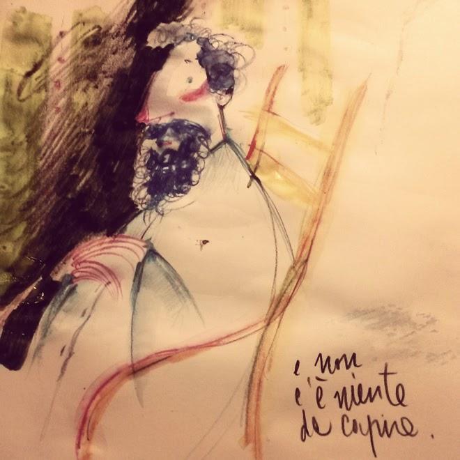 francesca ballarini nina illustrazione