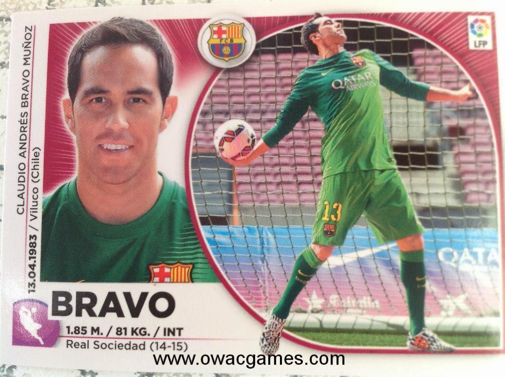 Bravo Nuevo Fichaje 9
