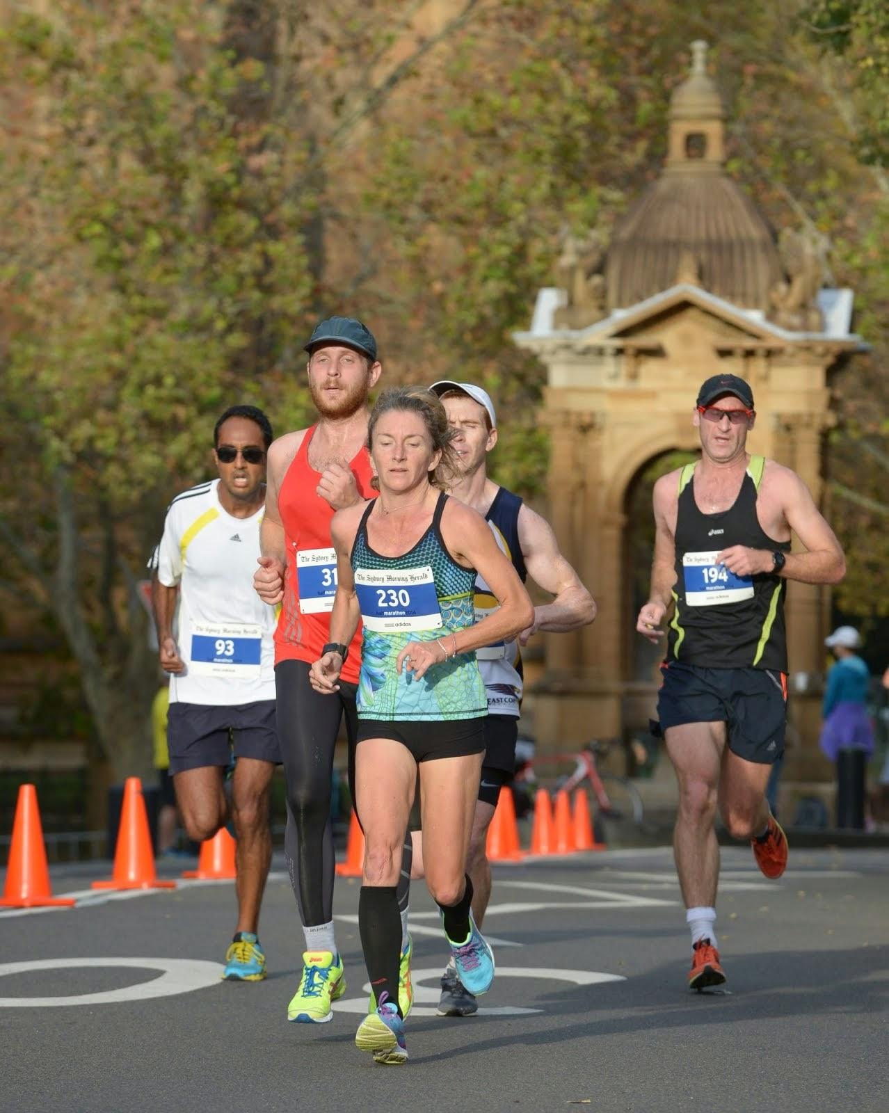 SMH Half-marathon 2014