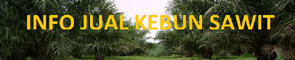 Info Jual Kebun Sawit
