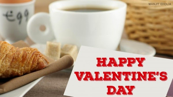 valentines day photos with message
