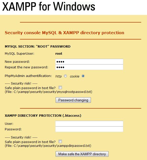 Merybah Password Sql Lewat Phpmyadmin Biar Gak Dihack