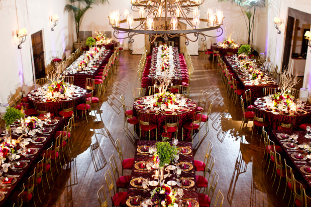 Efeford weddings wedding table setting inspiration for Wedding reception layout