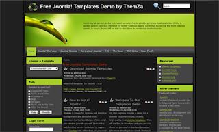 Environmental Care Joomla Template