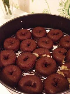 Base tarta donettes