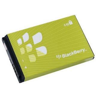 Kalibrasi (Stabilkan Baterai) Blackberry