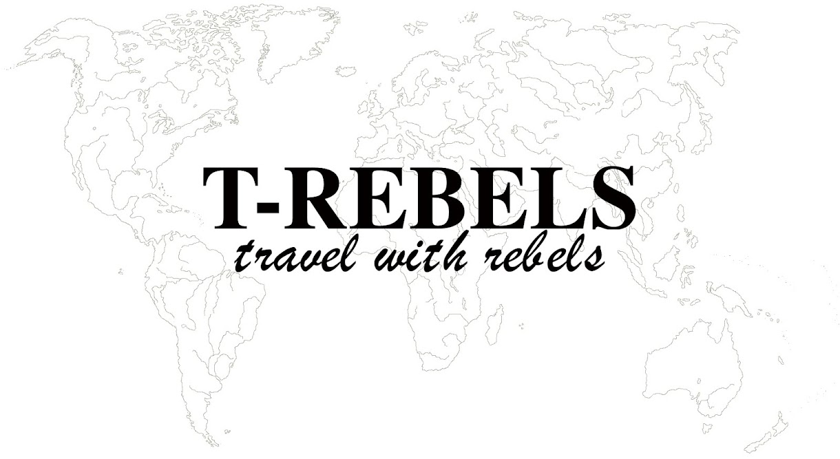 TRAVEL WITH REBELS