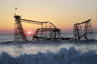 N.J. ocean roller coaster