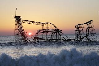 N.J. ocean roller coaster