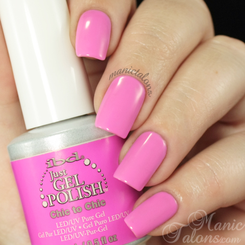IBD Just Gel Polish Chic to Chic Swatch