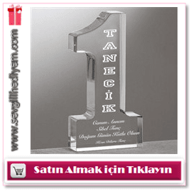 Kişiye Özel 1 Numara Ödülü