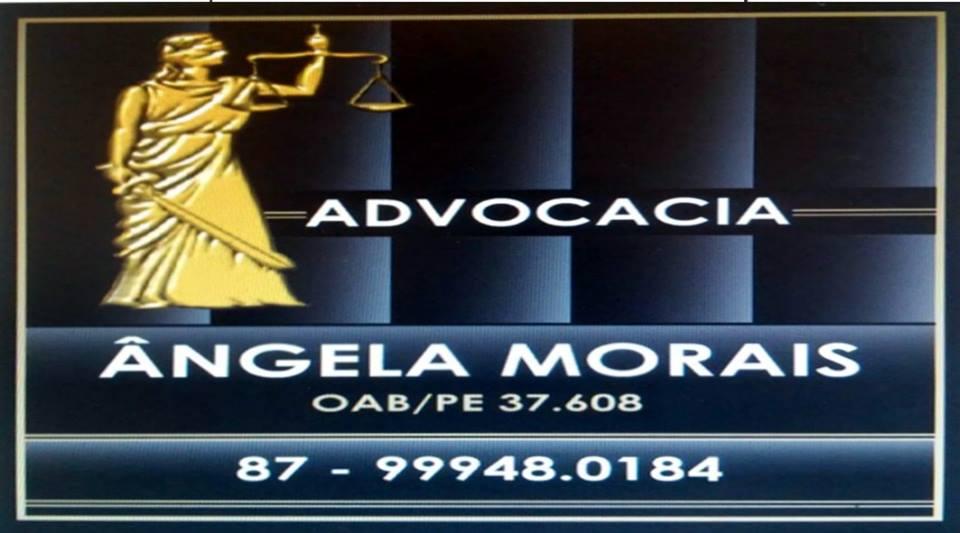 Drª. ÂNGELA MORAIS