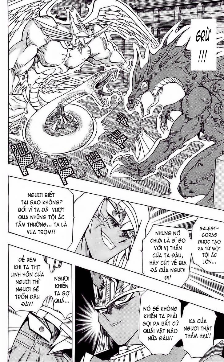 YuGi Oh – Vua Trò Chơi chap 286 Trang 10