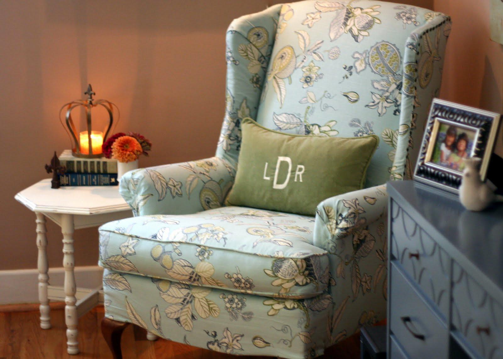 sadie stella diy the upholstered chair big reveal
