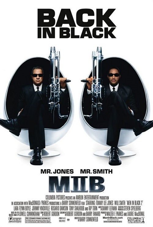 Siyah Giyen Adamlar 2 (2002) 720p Film indir