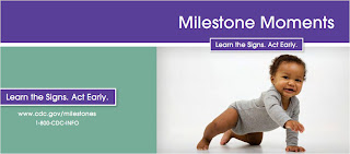 CDC Children Milestone Moments
