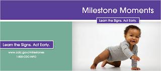 CDC Children Milestone Moments
