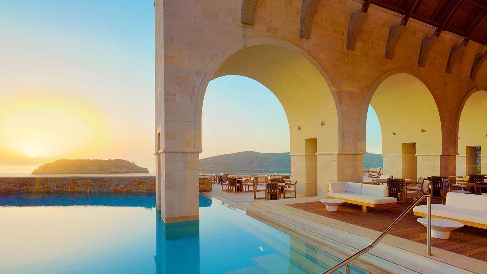 Escape To Paradise  Blue Palace Resort  U0026 Spa  Crete