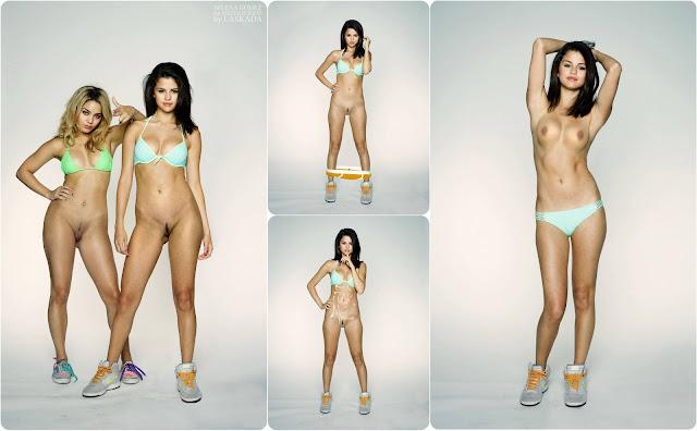 Selena Gomez desnuda sin censura