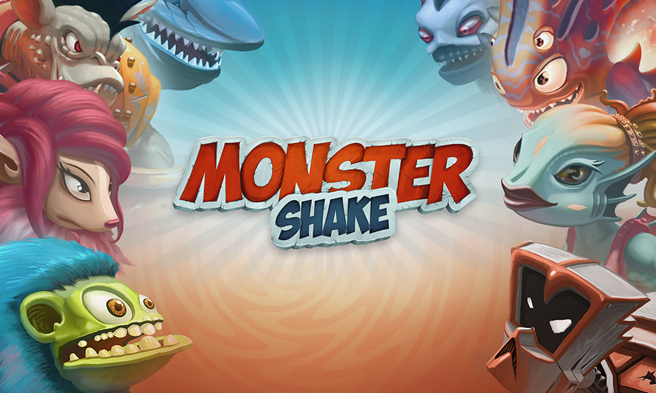 Monster Shake Apk v1.1 + Data Full [Completo]
