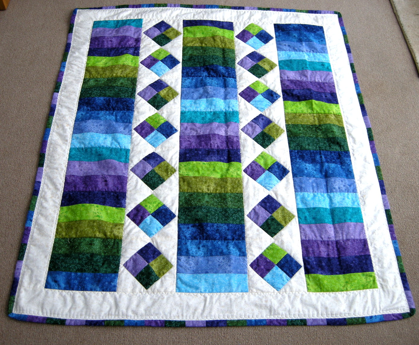 Katherine's Dabblings: Jelly Roll Quilt : jelly roll quilt books - Adamdwight.com