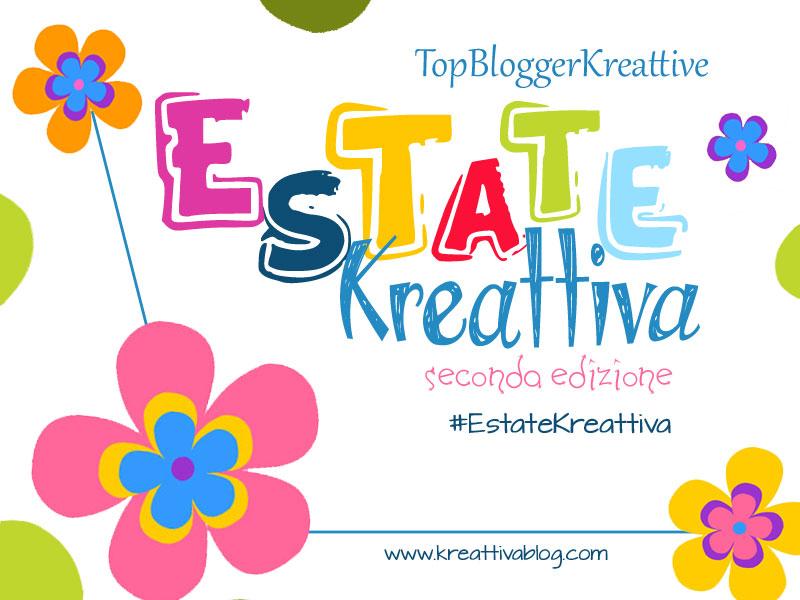 Partecipo alla Raccolta Estiva di Kreattiva