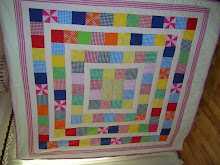 My finished quilt