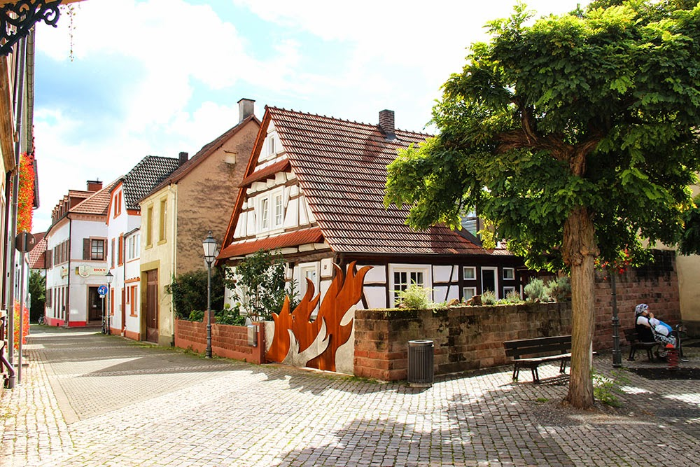 Germersheim Germany Tourism