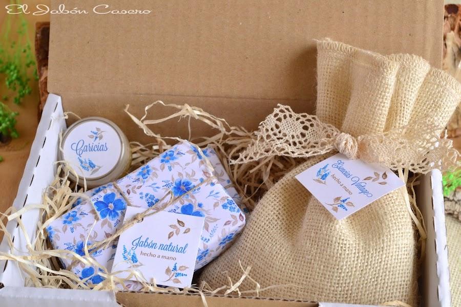 regalos navidad cajitas aromaticas con jabones