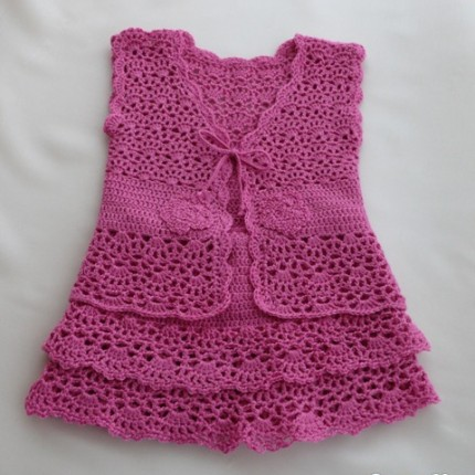 Baby favors: Set for girls 2 years - Free Pattern