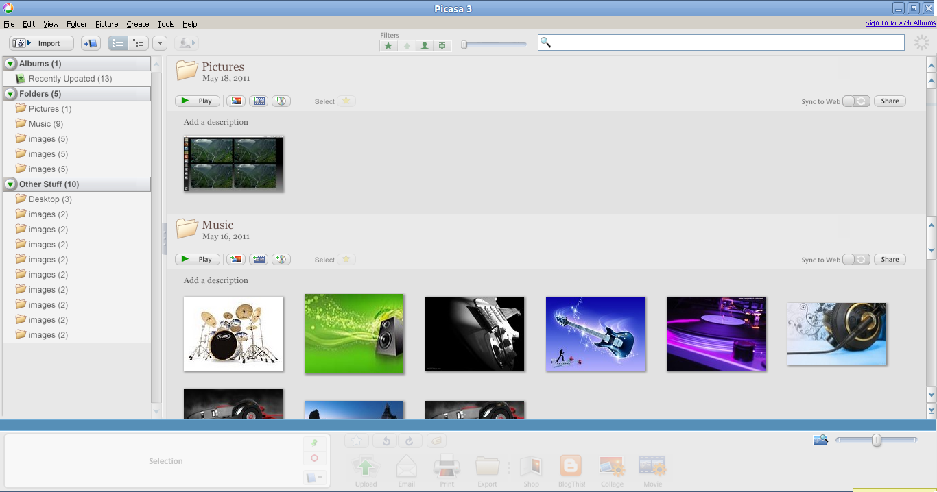 Install Picasa 3.0 For Linux Ayo Linux