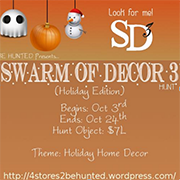 Swarm of Decor 3 Hunt
