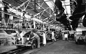 A segunda fase do capitalismo industrial