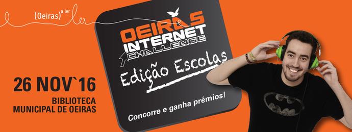 Oeiras Internet Challenge 2016