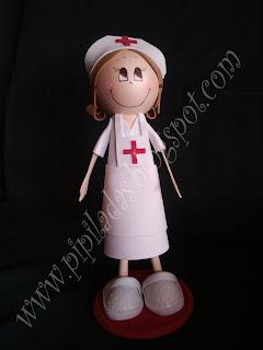 pipilada enfermera