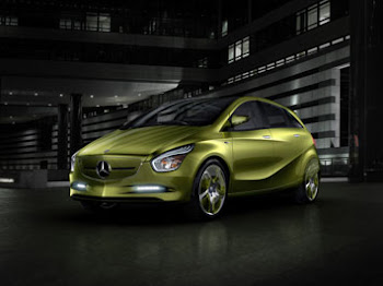 Mercedes-Benz  BlueZero