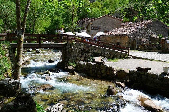 Pueblo de Bulnes - Asturias