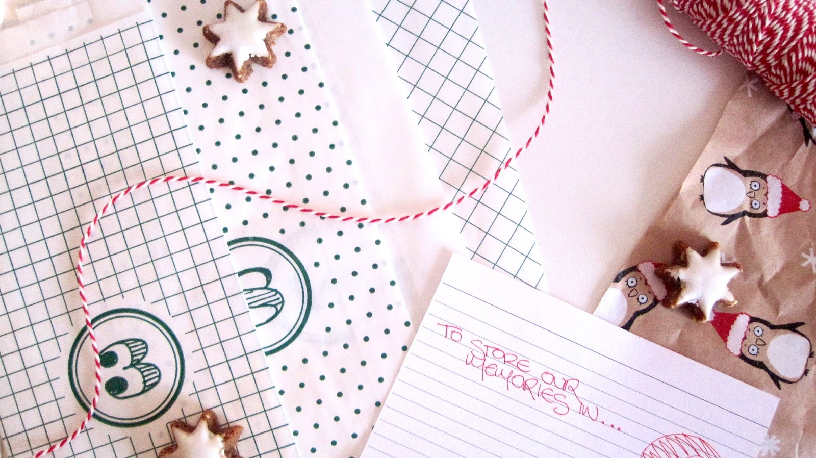 christmas, advent, lifestyle blogger, paperchase, barefootbravery