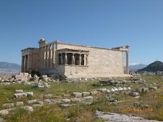 Erechtheum - Acropolis